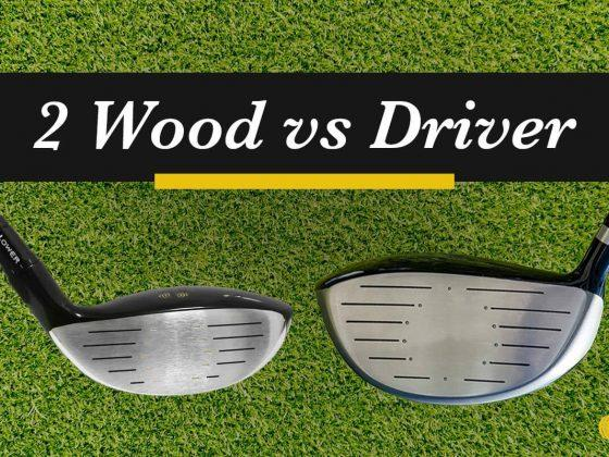 2 wood vs. driver - which one to choose