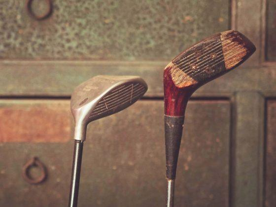 The history of the 2 wood golf club