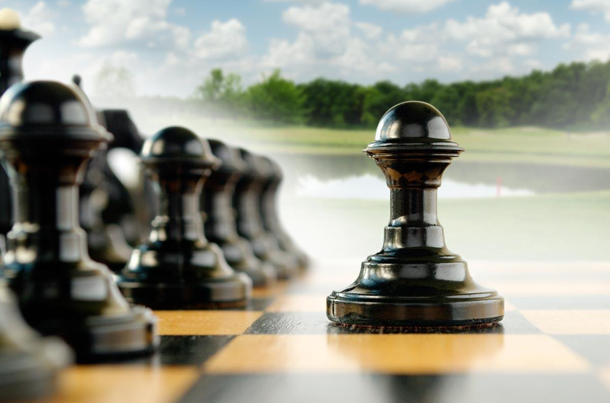 Can chess teach us about golf?